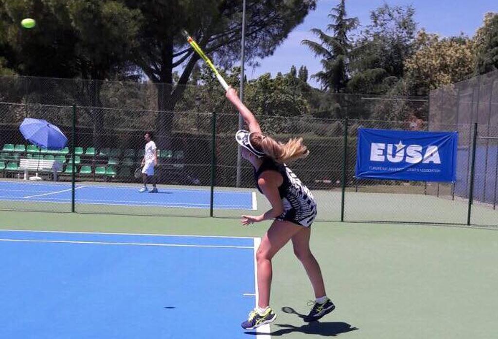 Female tennis tournament