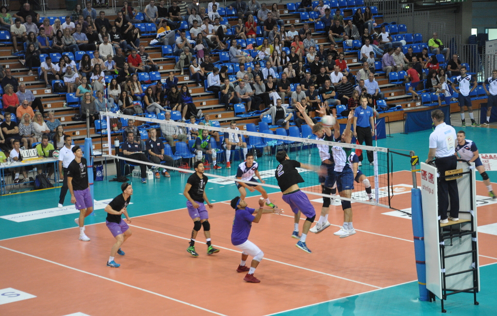 European Universities Volleyball Champioship 2017 Rzezsow EUSA