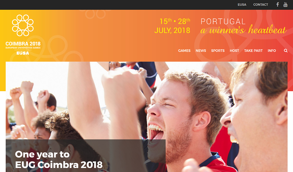 New EUG2018 website launched