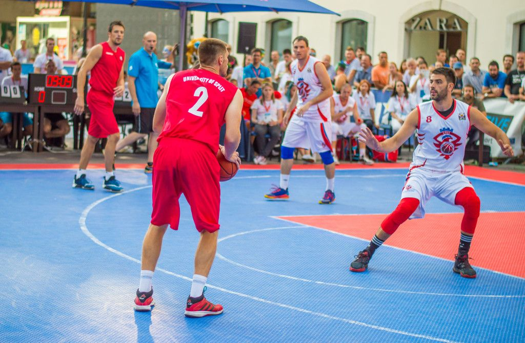 Winning EUSA 3x3 Basketball leads to FISU 3x3 Final