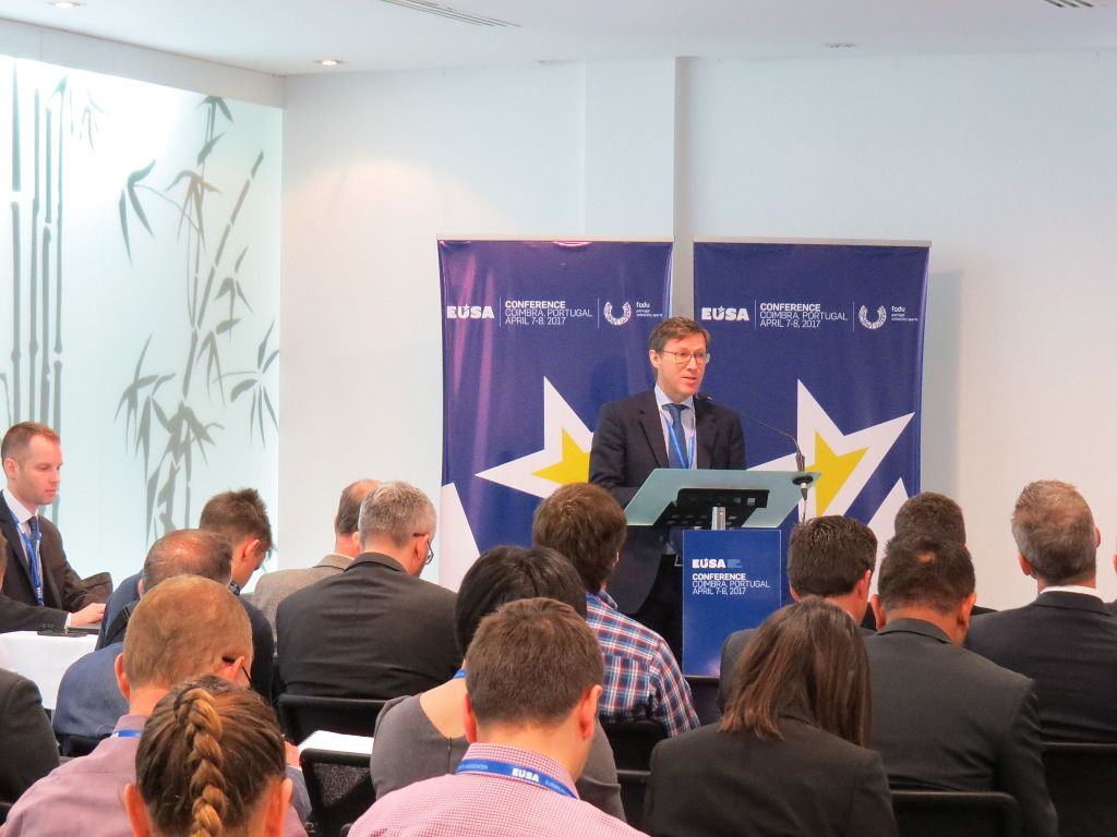 Head of Sport Unit in the European Commission Mr Yves Le Lostecque