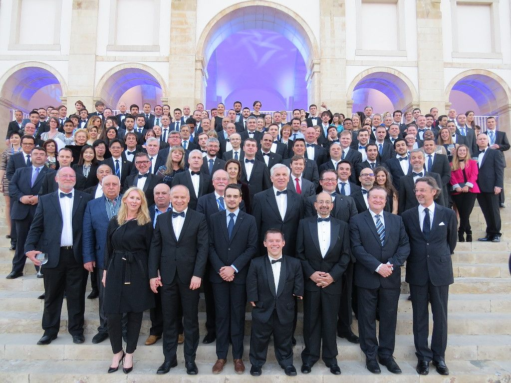 EUSA Gala 2017 participants