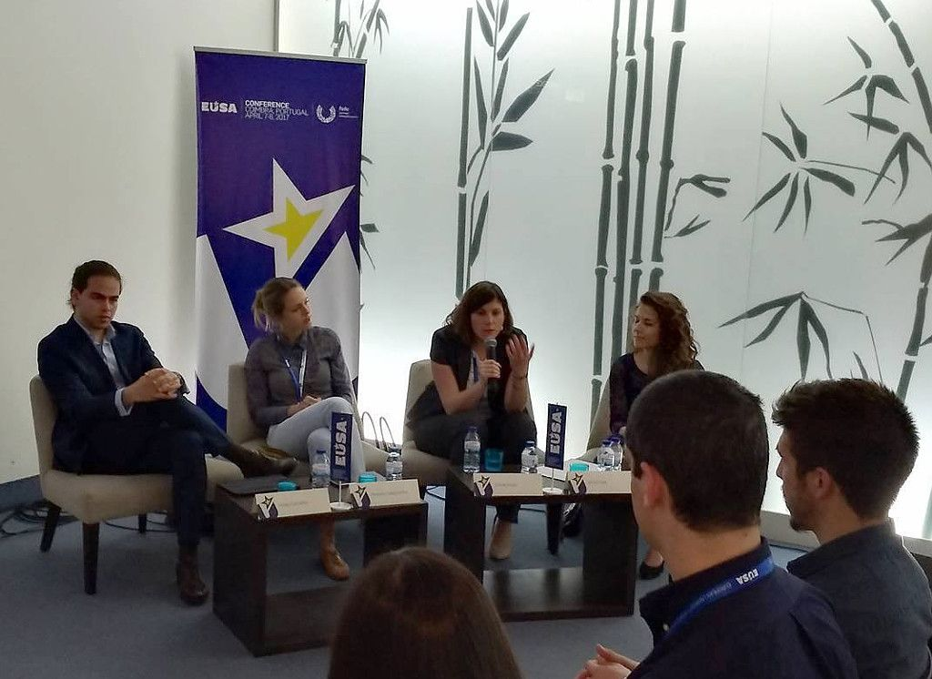 Workshop on volunteering and youth opportunities