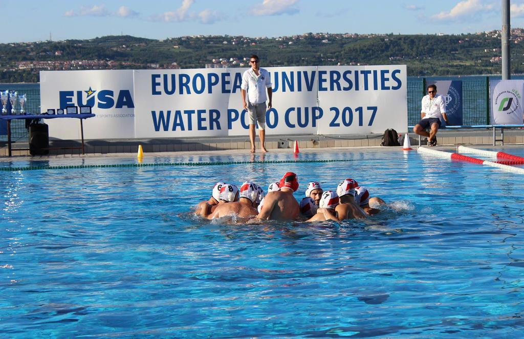 EUSA Water Polo cup