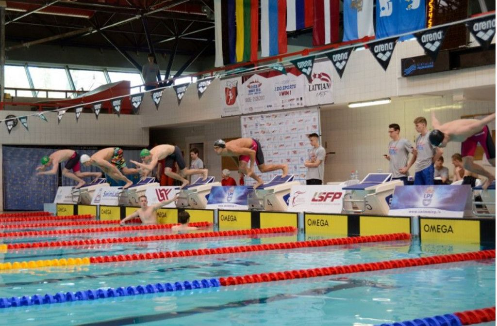 Swimming competitions at the SELL Games 2017