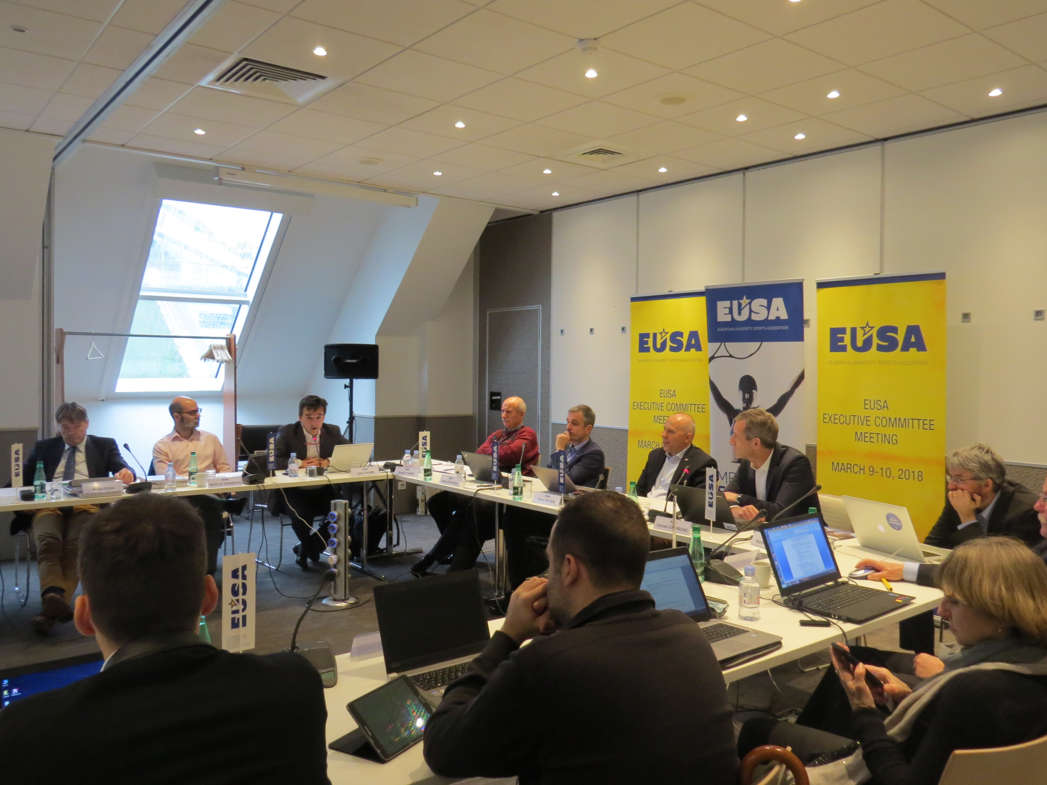 Executive Committee Meeting Paris