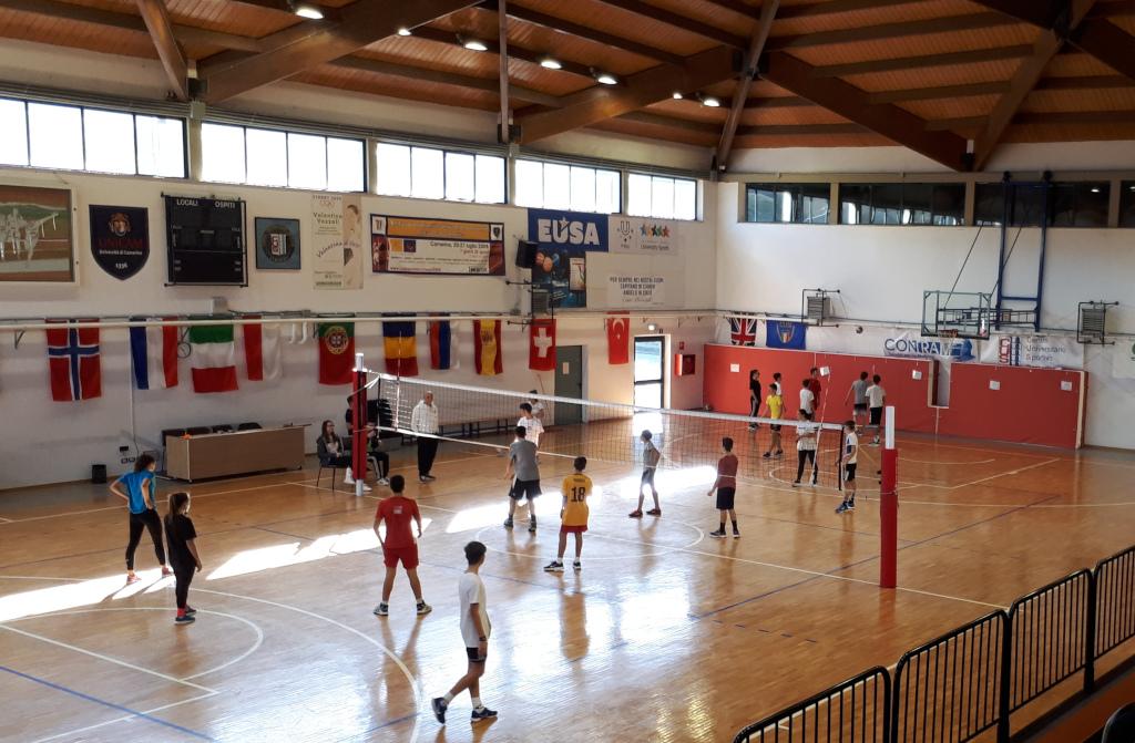 Sports venue
