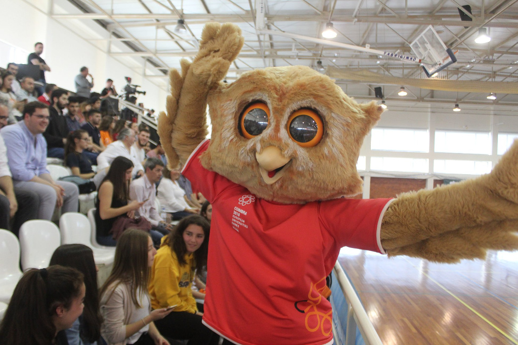 DUC promoting the European Universities Games 2018