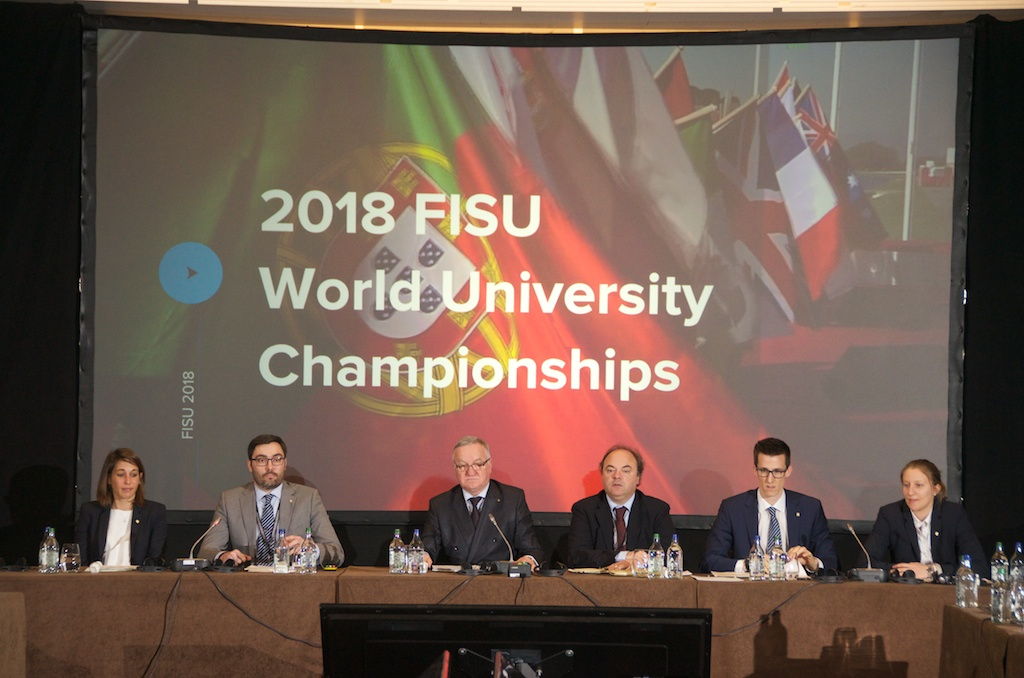 Presentation of new WUC season