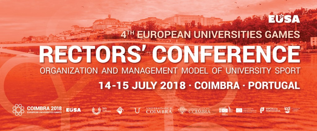 EUSA EUG2018 Rectors Conference