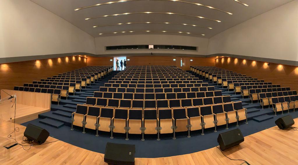 Venue for EUSA Conference 2019
