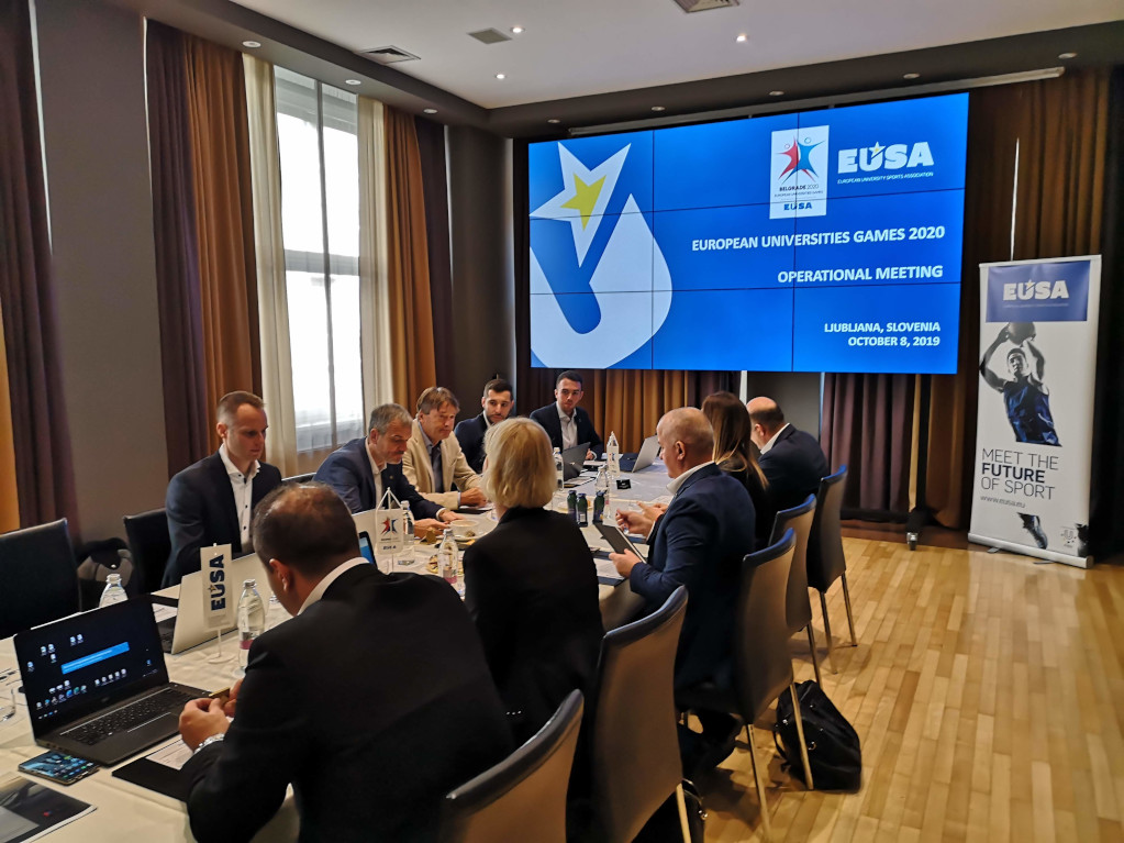EUSA-EUG2020 operational meeting discussions, October 8