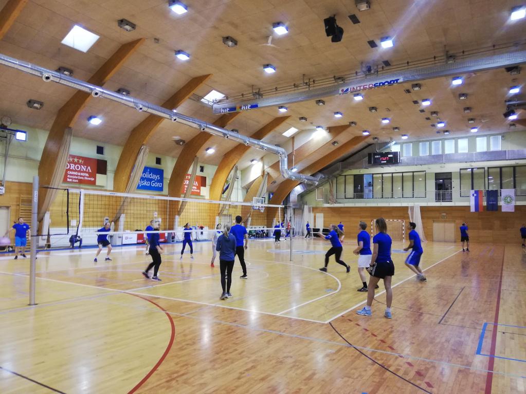FISU-EUSA Seminar 2019 #BeActive sports events