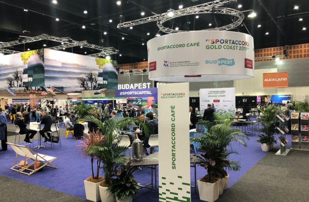 SportAccord 2019 general view