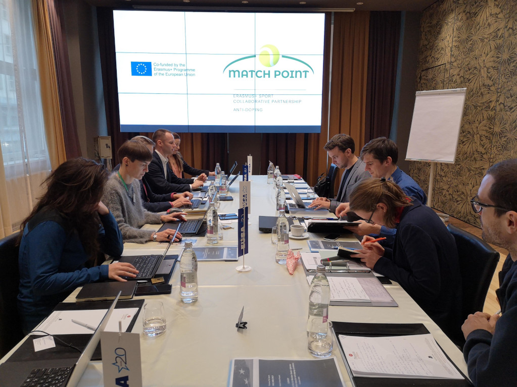 Match Point project meeting in Ljubljana