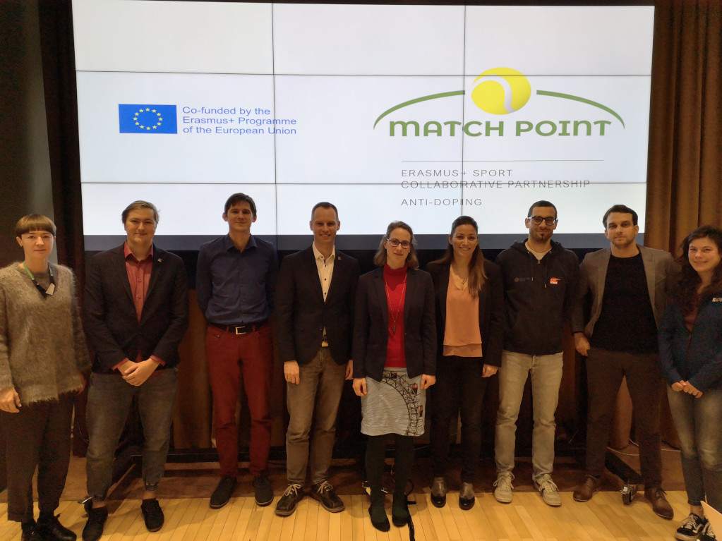 Match Point Project partners