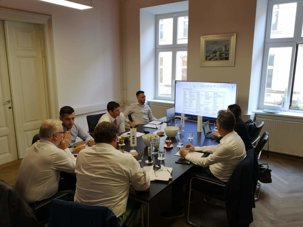 Technical Commission working meeting in Ljubljana