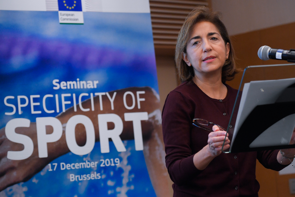 Ms Themis Christophidou, DG ducation, Youth, Culture and Sport