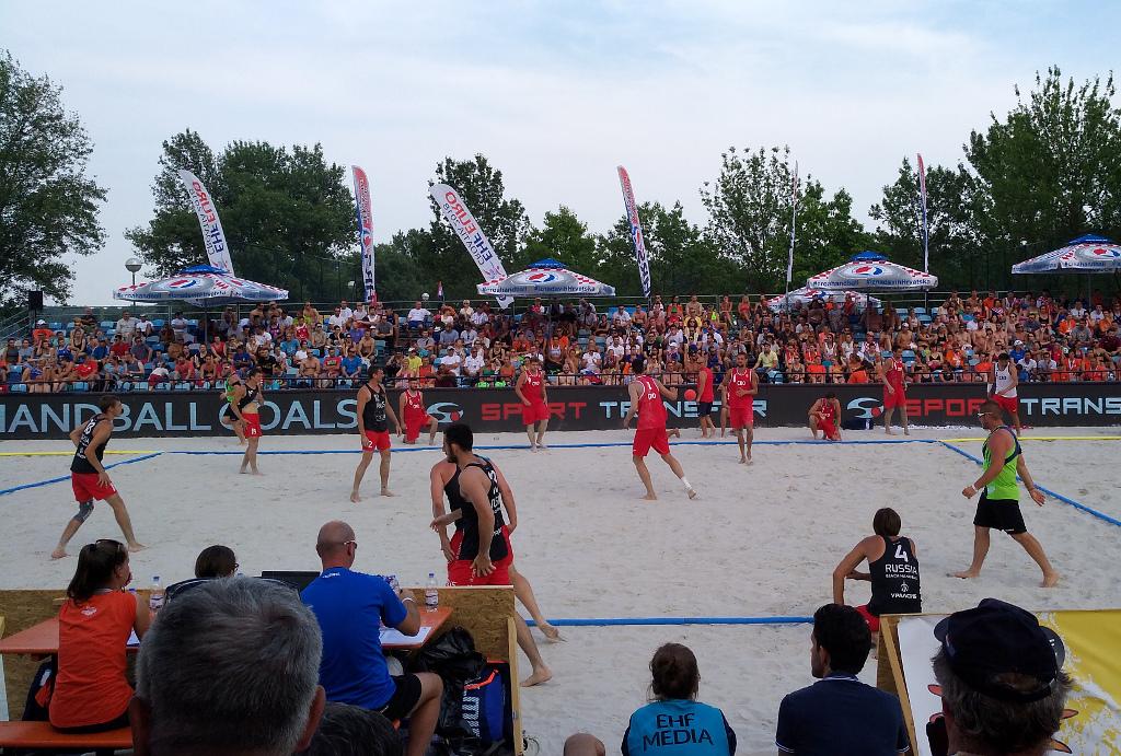 Eusa Ehf Beach Handball 2019 Coming To Zagreb Eusa