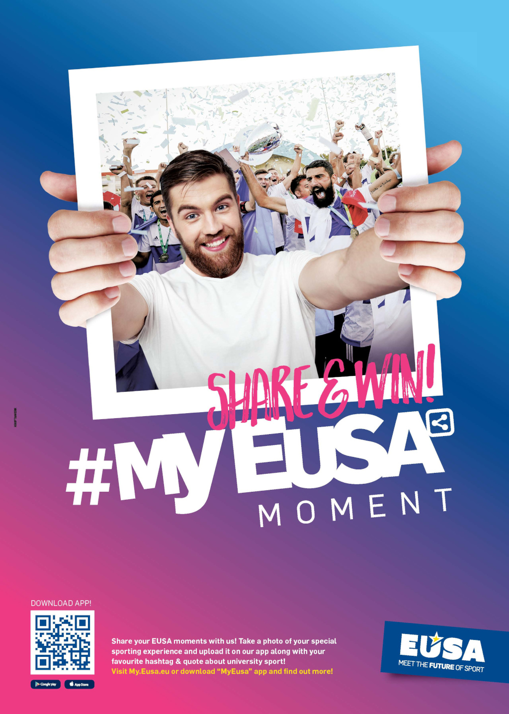 Introducing new #Myeusa campaign and app | EUSA