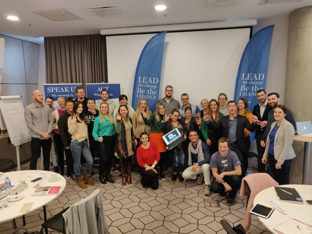 Participants in Vilnius
