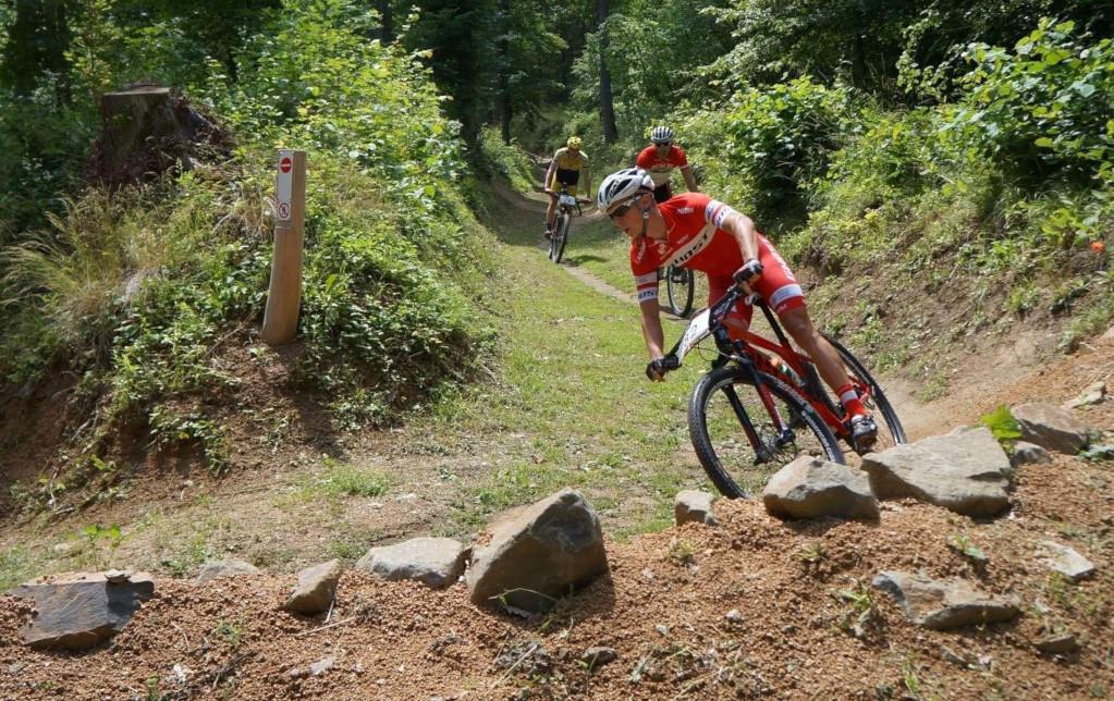 CUSA Mountain bike championship