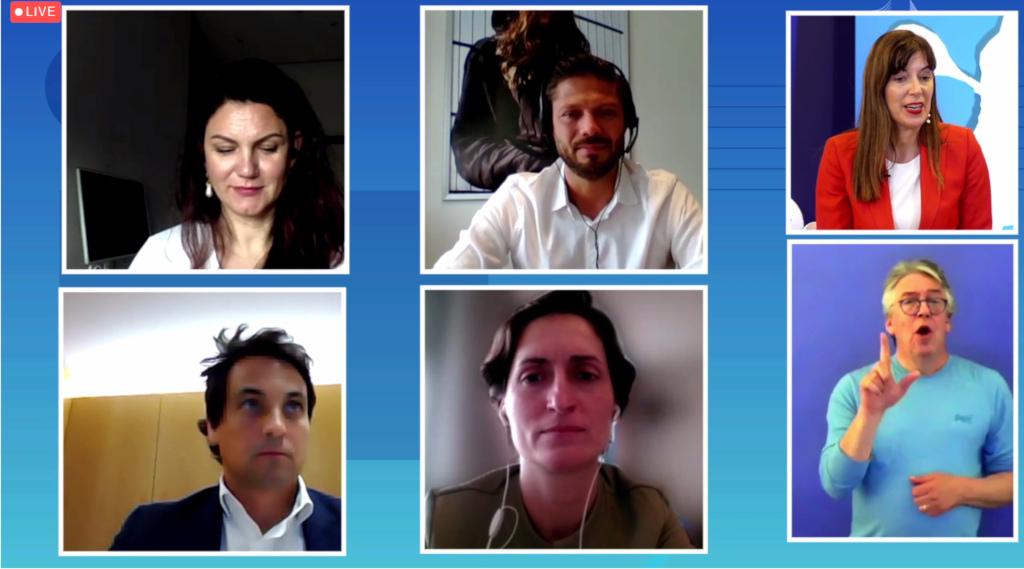 Panel on new start