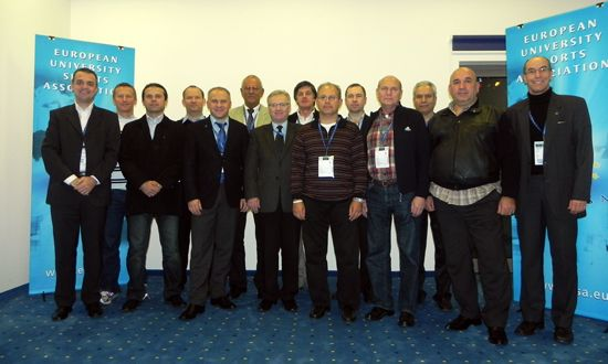 EUSA Technical delegates
