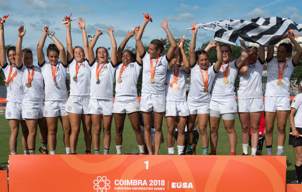 French University Sport Federation most successful NUSA 2018