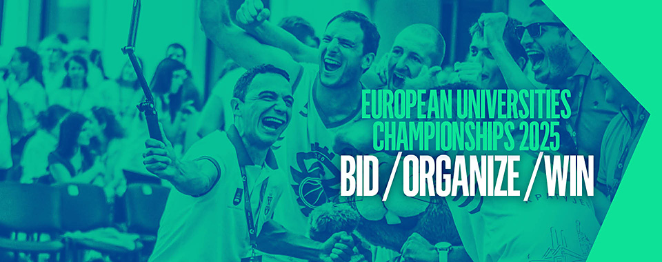 European Universities Championships 2025
