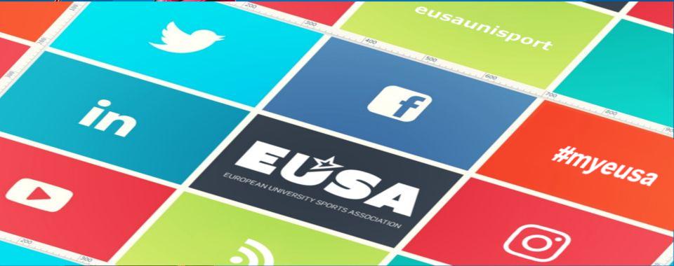 EUSA on social media