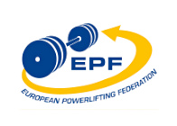 EUSA partner - European Powerlifting Federation (EPF)
