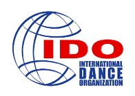 EUSA partner - International Dance Organisation (IDO)