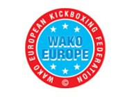 EUSA partner - WAKO European Kickboxing Federation (Wako Europe)