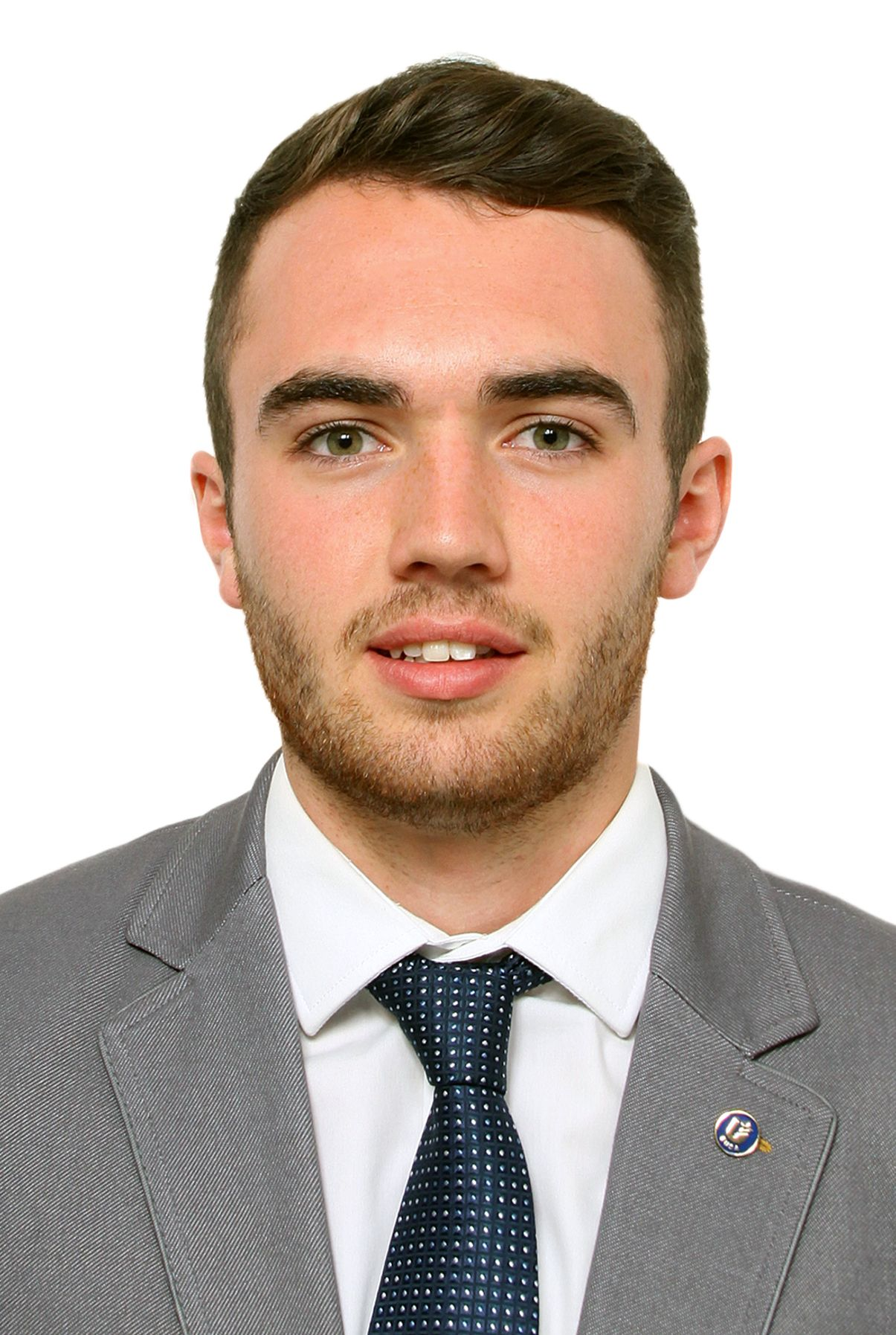 Liam Smith, EUSA Assistant Sport Manager
