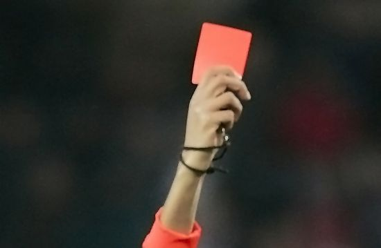 Red card to sexual violence