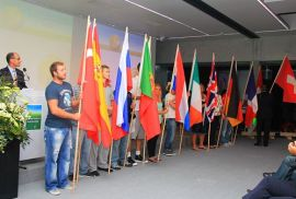 EUC Tennis 2011 concluded