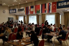 EUC Chess 2015 successfully concluded
