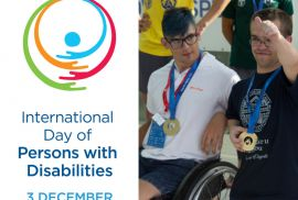 EUSA celebrates International Day of Persons with Disabilities 2017