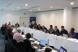 EUSA Executive Committee meeting in Coimbra