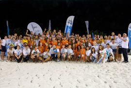 European Universities Beach Volleyball Championship 2017 concluded