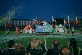 European Universities Football Championship 2017 concluded