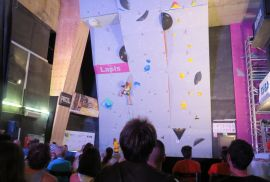 European Universities Sport Climbing Championship 2017 concluded