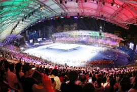 What's up: Getting to know Universiade upclose