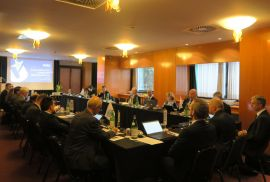 EUSA Executive Committee meeting held in Rome
