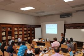 EMPATIA project partners' meeting in Coimbra