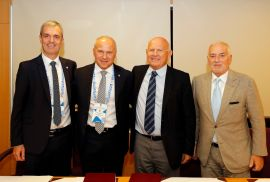 EUSA to cooperate with European Olympic Committees