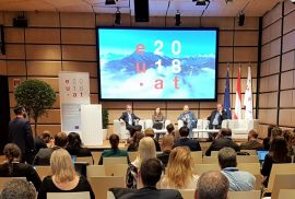 Seminar on Sport and Physical Activity at the Workplace held in Vienna