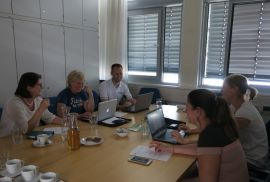 VOICE dissemination meeting in Vienna