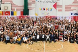 EUC Volleyball 2019 concludes in Lodz